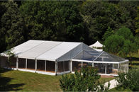 ประเทศจีน Wide Space Fire Resistant European Style Tents Canopy Concert Reception Tent โรงงาน