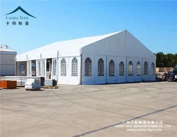 ประเทศจีน Marquee Indian Clearspan Structure Aluminum For Wedding , PVC Coated Polyester ผู้จัดจำหน่าย