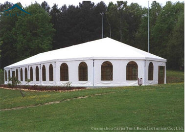 ประเทศจีน Wedding / Party Custom Event Tents Different Shape With Beautiful Decoration ผู้จัดจำหน่าย